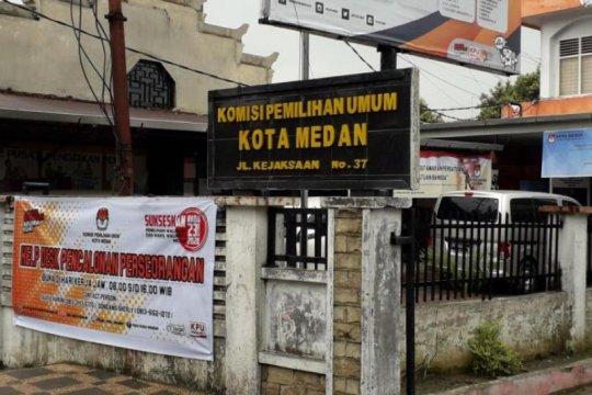 KPU Medan minta calon perseorangan daftarkan operator komputernya
