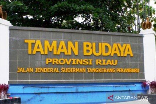 4.849 orang kunjungi Taman Budaya Riau Januari-November 2019