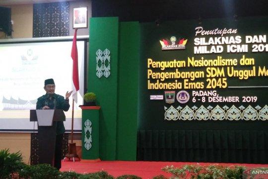 ICMI serukan kaum cendekiawan di Tanah Air perkuat komitmen kebangsaan