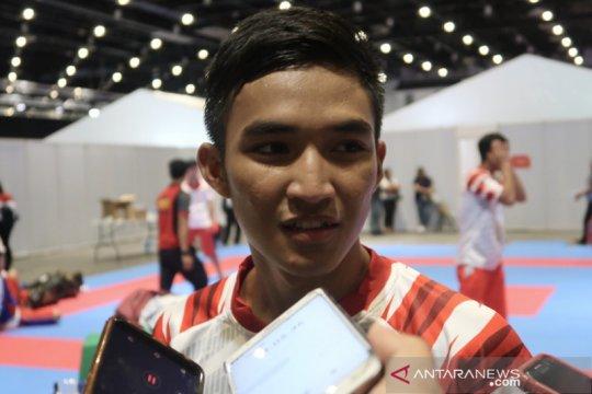 Rifki rebut perak karate SEA Games 2019 sambil menahan nyeri