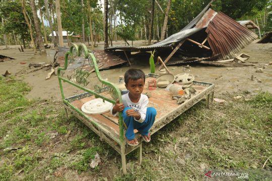 Banjir bandang Desa Poi Sigi