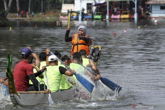 Festival Perahu Naga dongkrak potensi wisata situ di Depok