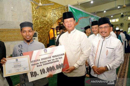Ada jamaah positif, Masjid Al Hikmah Tanjungpinang ditutup sementara