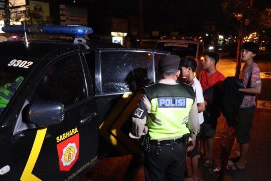 Polisi tangkap pelajar SD peserta balapan liar di Denpasar
