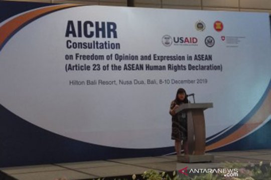 AICHR: teknologi informasi ubah cara individu nikmati kebebasan