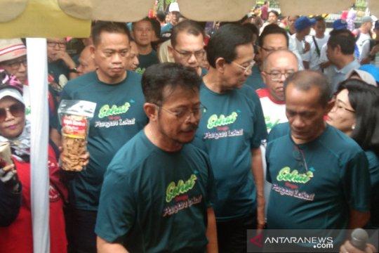 Menteri Pertanian dorong pengembangan UMKM pangan lokal