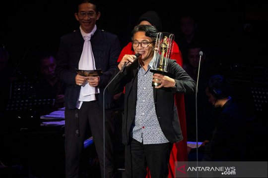 Mondo Gascaro raih Piala Citra, Penata Musik Terbaik FFI 2019