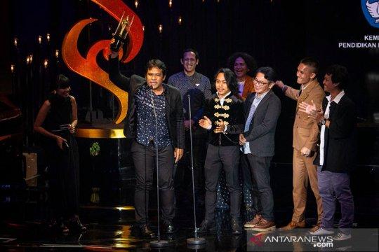 """""""Kucumbu Tubuh Indahku"""" Film Cerita Panjang Terbaik FFI 2019"""