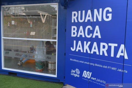 Ruang baca Jakarta