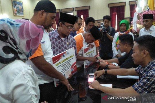 Jadup korban gempa Mataram tahap dua percairan tahun depan