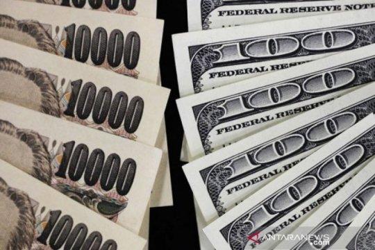 Dolar AS di kisaran paruh bawah 104 yen pada awal perdagangan di Tokyo