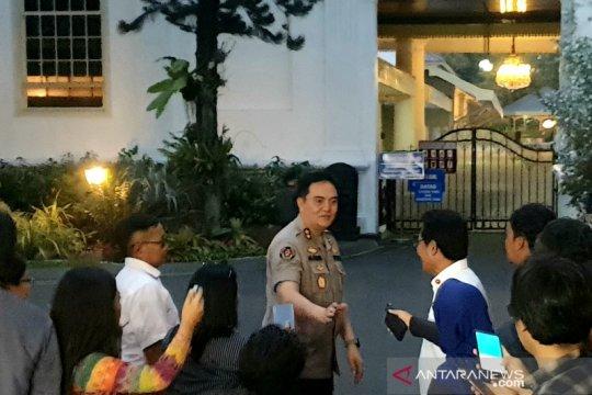 Presiden perintahkan Kapolri ungkap kasus penyiraman air keras Novel