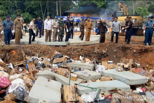 Penerimaan bea cukai Tanjungpinang hingga November capai Rp266 miliar