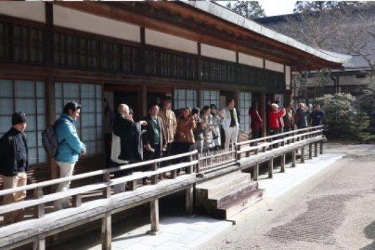 AJC gelar lokakarya tentang pariwisata gastronomi di Wakayama, Jepang bagi para pemangku kepentingan pariwisata dari negara-negara anggota ASEAN