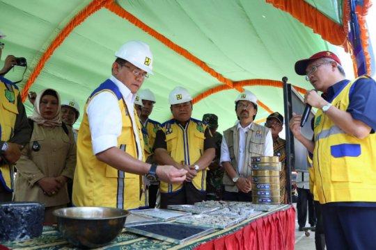 Musi Banyuasin bangun pabrik pengolahan aspal karet