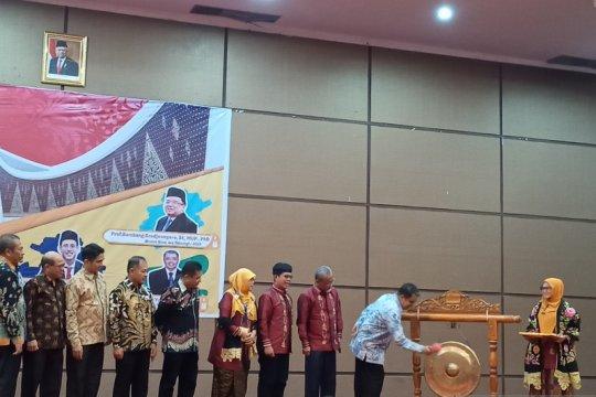 SPI PTN dan LL Dikti se-Indonesia gelar rapat kerja di Padang