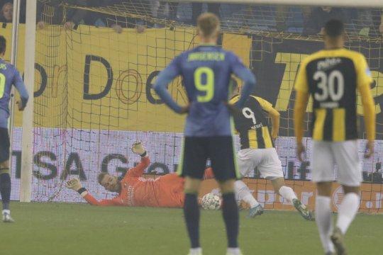 Feyenoord petik satu poin di kandang Vitesse