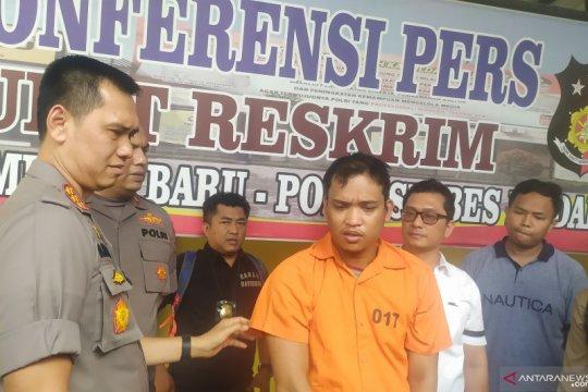 Ini identitas pembunuh wanita di rumah kos Medan