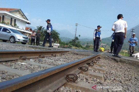Dishub Garut: Fasilitas penunjang reaktivasi kereta api siap dipasang