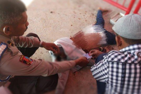 Polisi Japsel selidiki kasus penemuan mayat di Jembatan Youtefa