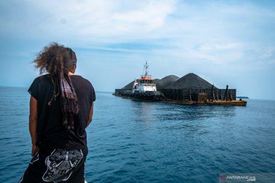 Syahbandar Nunukan awasi kapal berbendera Panama, khawatir Corona