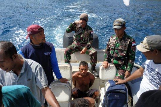 PSDKP Kupang tetapkan 3 tersangka kasus bom ikan di Flores Timur