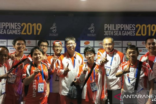 Kendala teknis buat tim AOV Indonesia telan kekalahan dari Thailand