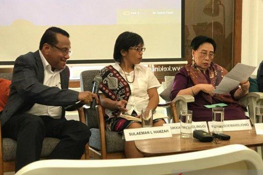Jelang 100 hari Jokowi-Ma