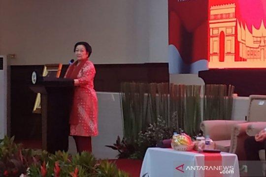 Megawati: Pancasila harus selalu ada di sanubari