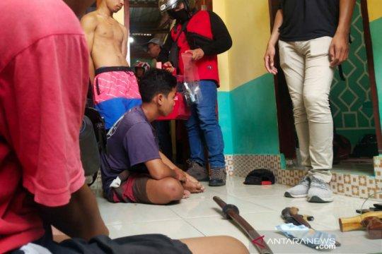 Polresta Mataram gerebek rumah pengedar sabu-sabu