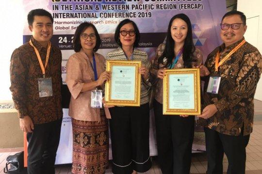 Komite Etik Penelitian Kedokteran Gigi UI diakui internasional