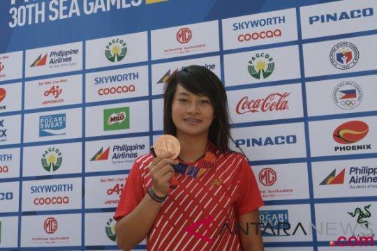 Andai tak diare, Priska Nugroho yakin lampaui medali perunggu