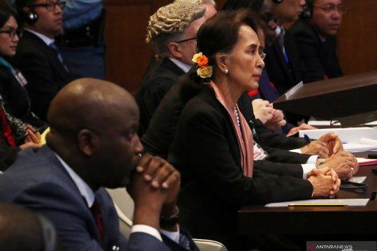 Suu Kyi tolak tuduhan genosida terhadap Rohingya