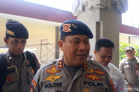 Pengamanan Natal dan Tahun Baru, Polda Bali pilih tak gunakan senjata