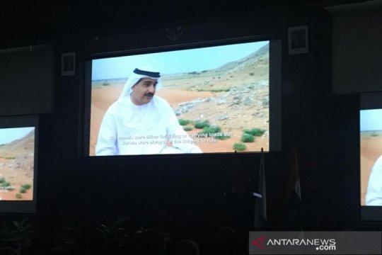 Uni Emirat Arab pamerkan perkembangan negara lewat film