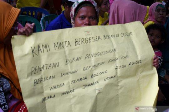 Pemprov DKI tetap komit berikan hak dasar masyarakat Jakarta