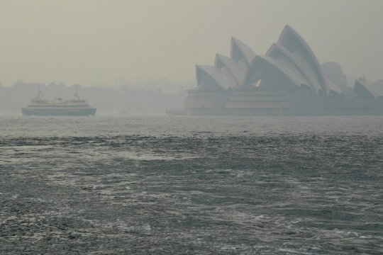Negara bagian NSW Australia nyatakan keadaan darurat kebakaran hutan
