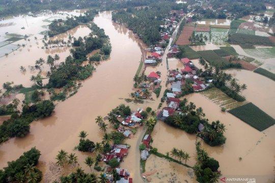 Banjir di Limapuluh kota, Sumatera Barat