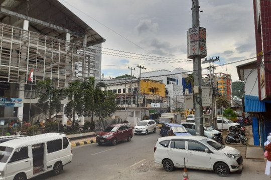 Warga Kota Jayapura beraktivitas normal meski isu demo terkait HAM