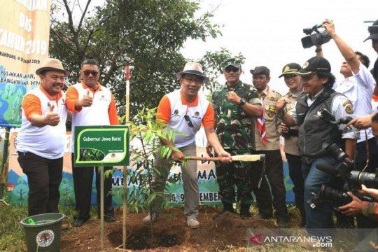 Dinas TPH Jabar fokus atasi lahan kritis di DAS Citarum