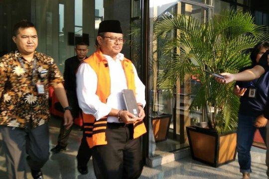 KPK geledah kantor BPR Indramayu