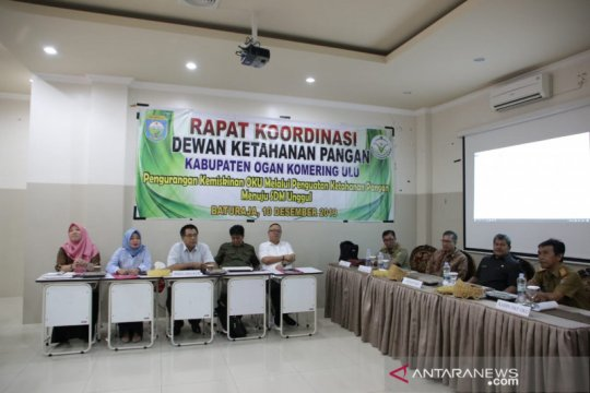 Wabup Ogan Komering Ulu wujudkan daerah swasembada pangan