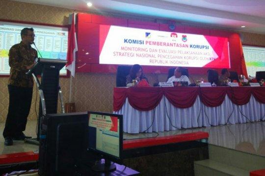 KPK dorong Provinsi Sulteng ciptakan inovasi untuk optimalkan PAD