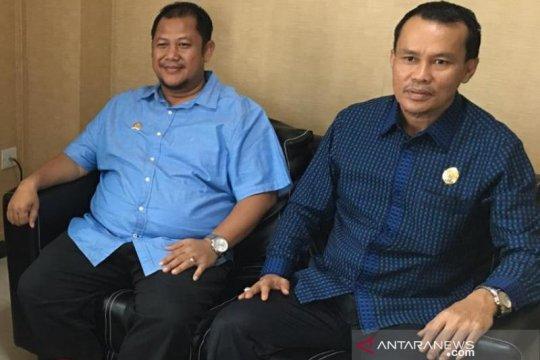 Ketua DPRD Penajam-Kukar bahas pemindahan Ibu Kota Negara