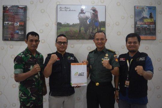 """""""Humanity Food Truck"""" dihadirkan ACT DIY pada Hari Juang TNI-AD"""