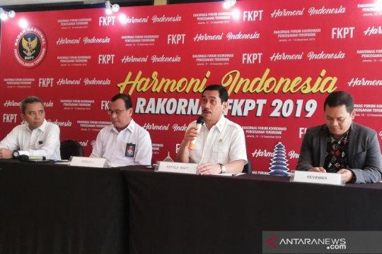 Survei BNPT 2019: Potensi radikalisme turun