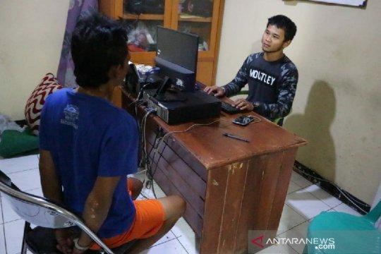 Polisi tangkap spesialis pencuri barang penunggu pasien RSUD Garut