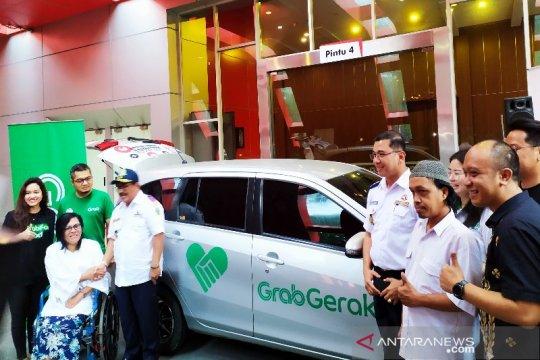 400 GrabGerak siap layani angkutan penyandang disabilitas Kota Medan