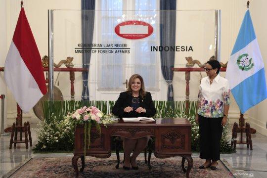 Buka kedutaan besar, Menlu Guatemala kunjungi Jakarta