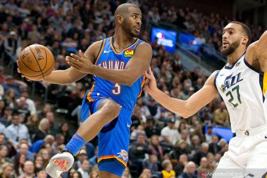 NBA : Oklahoma City Thunder kalahkan Utah Jazz